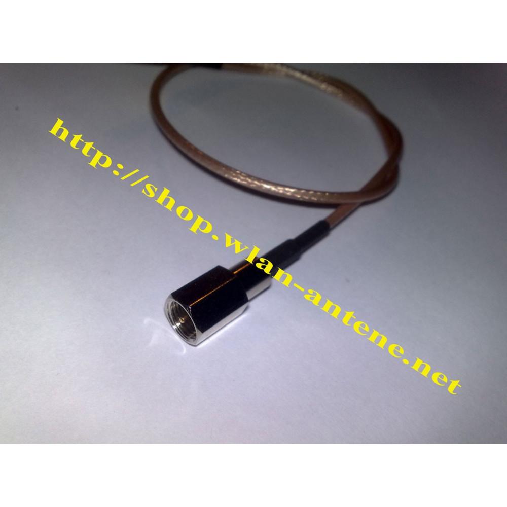 Konektor RP-SMA ženski za H500