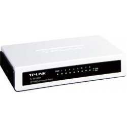 TP-Link - TL-SF1008D 8-port Unmanaged 10/100M Desktop Switch