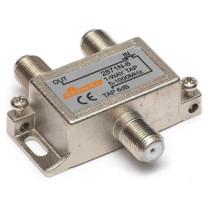 GSM / UMTS splitter (razdelilec oz. delilnik signala) iz 1 na 2 priklopa