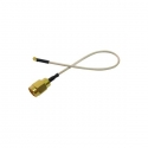 U.FL / IPAX na RP-SMA plug (ženski) pigtail