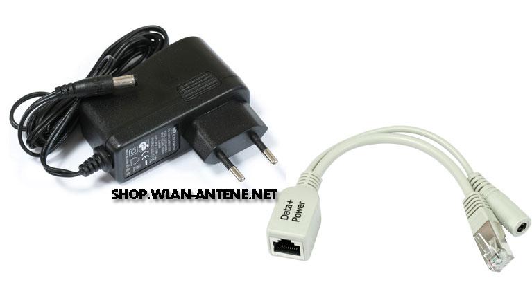 Napajalnik in PoE adapter